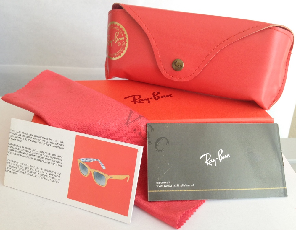 Ray Ban Case Cover