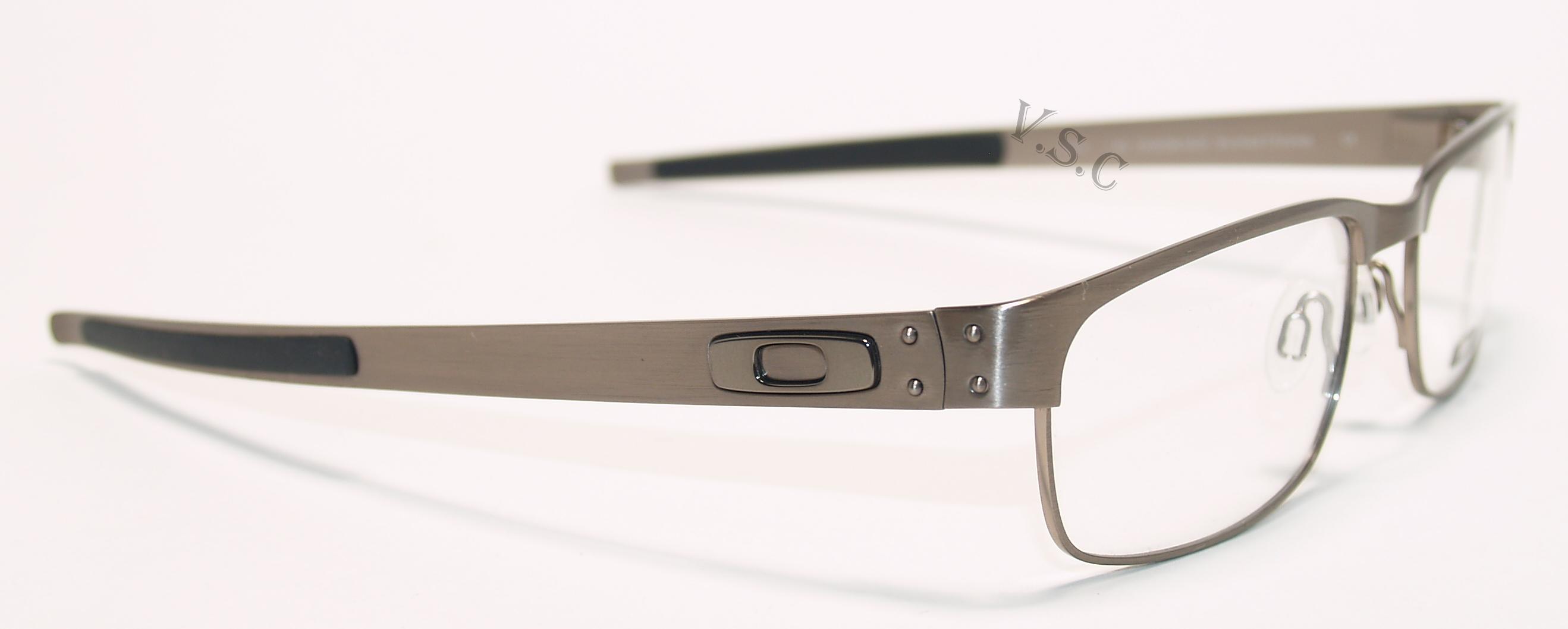 authorized oakley prescription dealer 2qvw  mens oakley sunglasses on sale gae6 wqxjz Oakley Prescription Glasses  Ox5038 Metal Plate